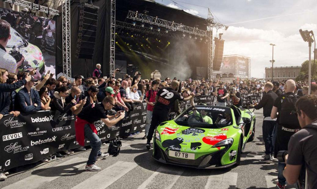 Gumball3000 / Porsche 918 Event
