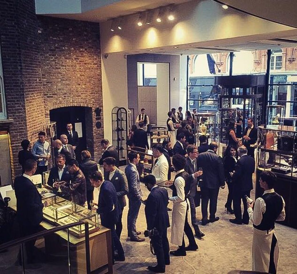 Asprey & Rolex Exclusive London Event