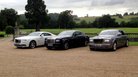 Henley Royal Regatta Fawley Court Event