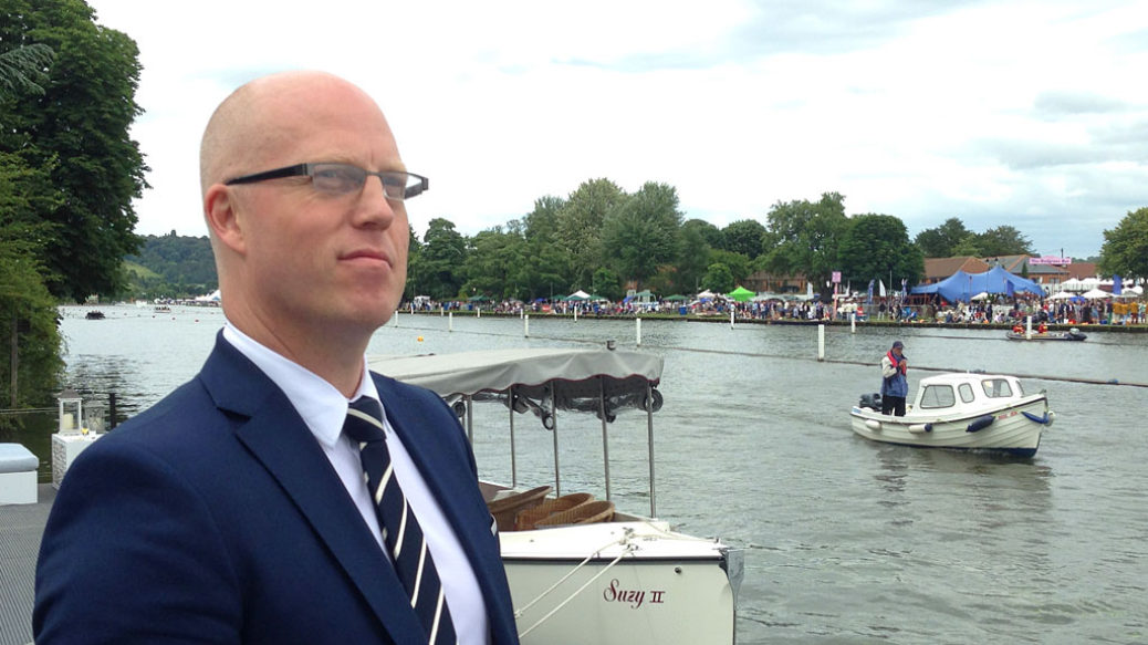 Henley Royal Regatta Fawley Court Event
