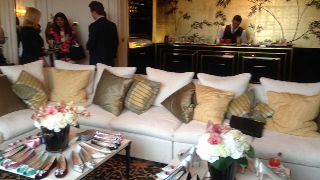 Savoy Royal Suite Event